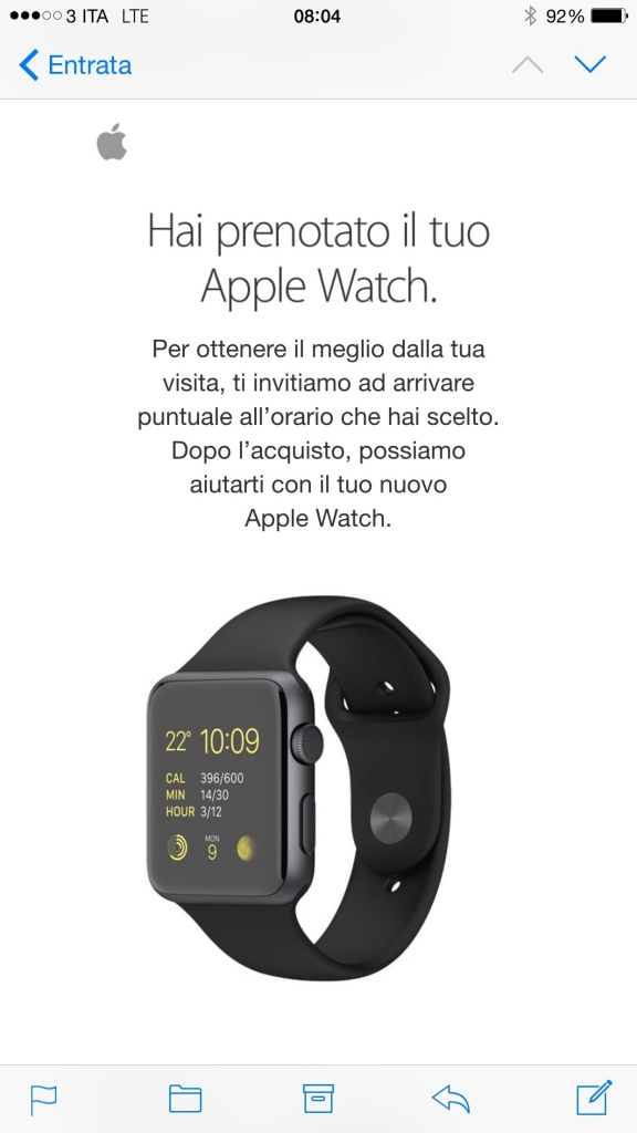 2015 03 5 apple watch prenotato