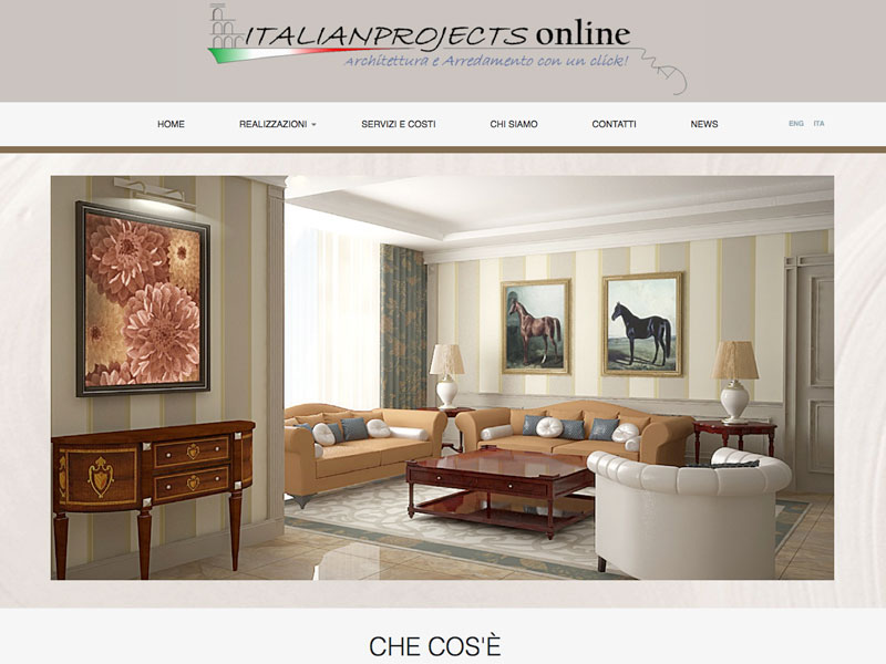 Italian Projects Online