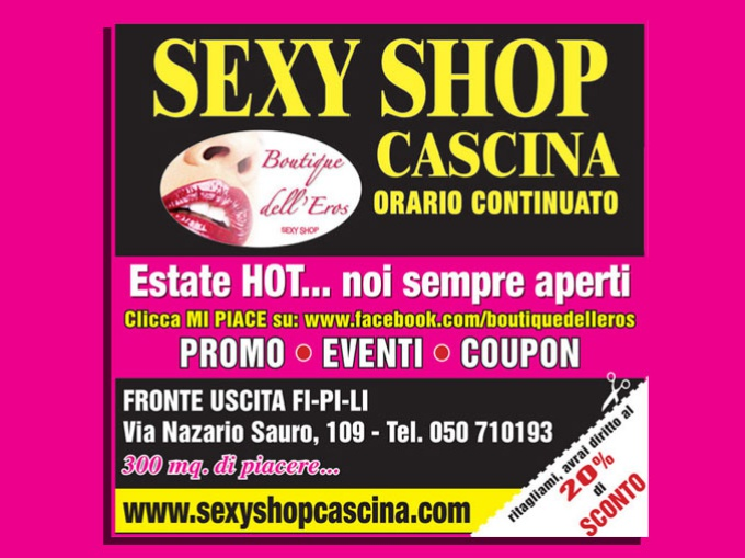 Sexy Shop Cascina Boutique Dell'Eros