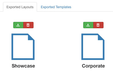 Kiolezo export Joomla layout